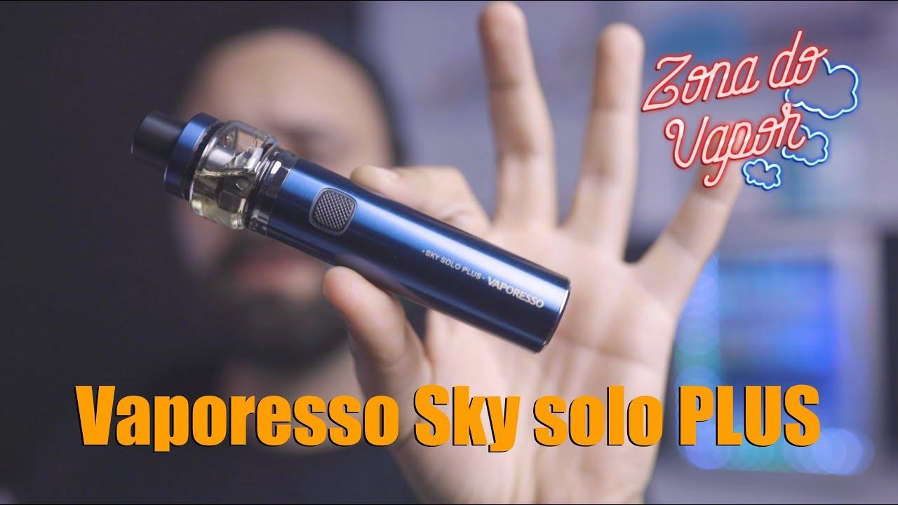 Review Vaporesso Sky Solo Plus