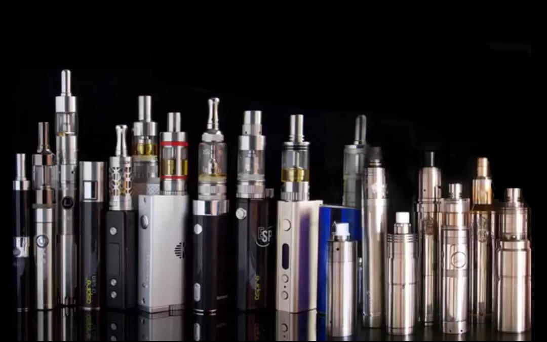 Um dos motivos para usar cigarro eletrônico - vários tipos
