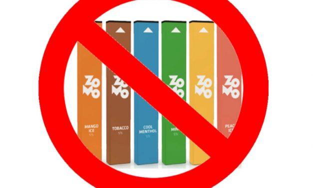 5 motivos para não usar pods descartáveis