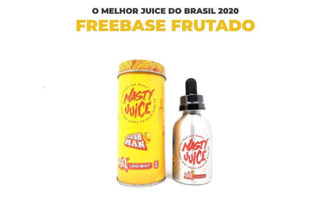 Juice 60 ml - Cush Man