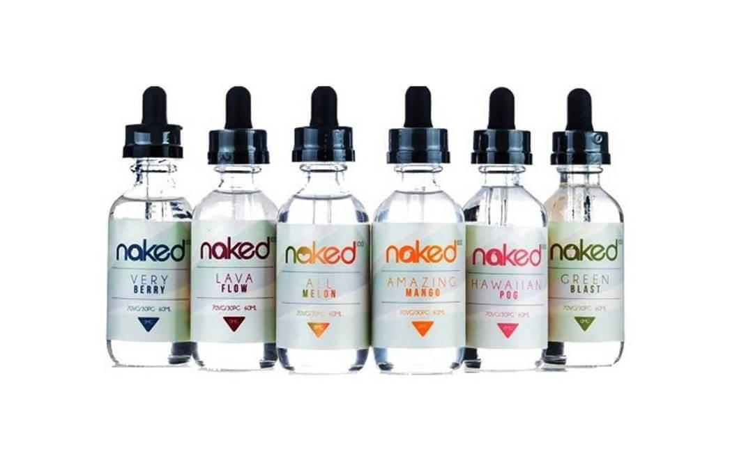 Produtos da marca naked / Nkd 100