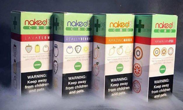 Naked 100 CBD: os 4 melhores juices canabidiol para você